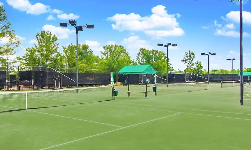 Renaissance manchester nj tennis court